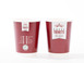 Caffe Trevetti 12oz Gloss Compostable Cup (20) Thumbnail
