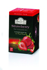 Ahmad Strawberry Sensation Tag & Envelope Black Tea (20) Thumbnail