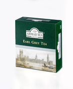 Ahmad Earl Grey Tag Only Black Tea (100)