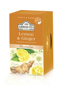 Ahmad Lemon & Ginger Tag & Envelope Infusion (20)