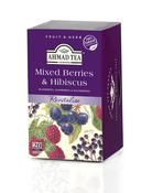 Ahmad Mixed Berries & Hibiscus Tag & Envelope Infusion (20)