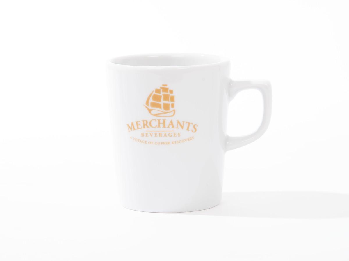 Merchants Flat White Mug (8oz)