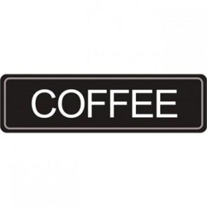 Bravilor Flask Sticker - Coffee