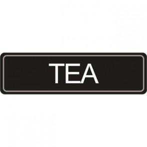 Bravilor Flask Sticker - Tea