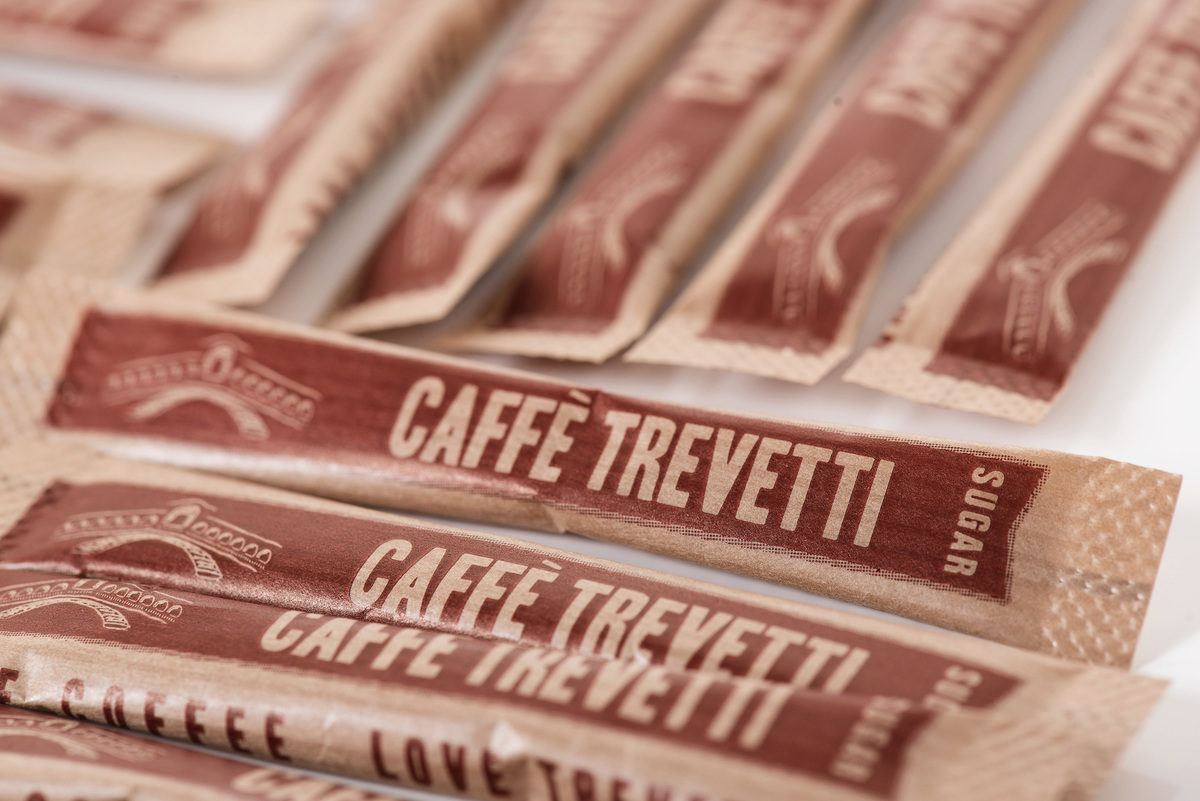 Caffe Trevetti Brown Sugar Stick (1,000)