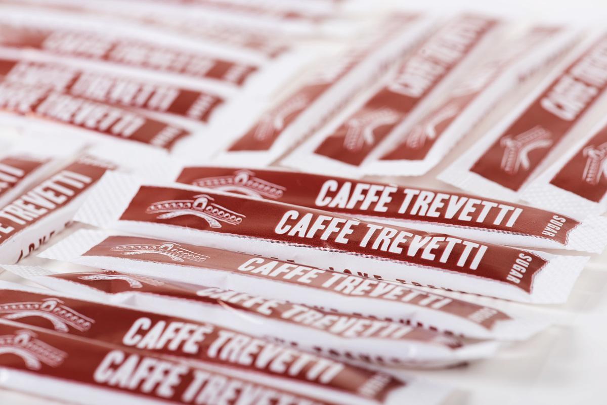 Caffe Trevetti White Sugar Stick (1,000)