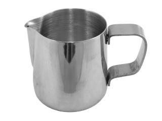 Stainless Steel Beaked Frothing Jug (0.6 Litres)