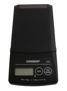 Tanita Tangent Digital Scales with Protective Pouch