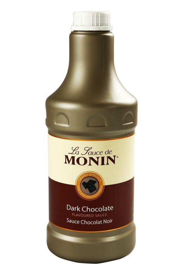 Monin Dark Chocolate Sauce  Oz