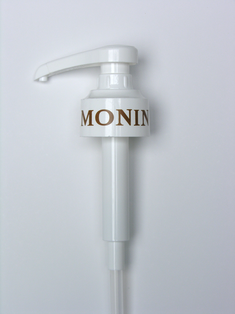 Monin Flavoured Syrup - Pump for 70cl Glass Bottle