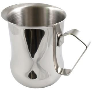 Stainless Steel Bell Shaped Foaming Jug (1.0 L)