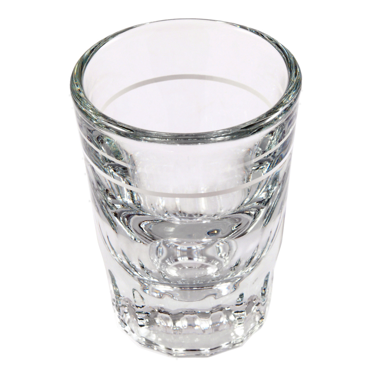 2oz Shot Glass (lined at 1oz)